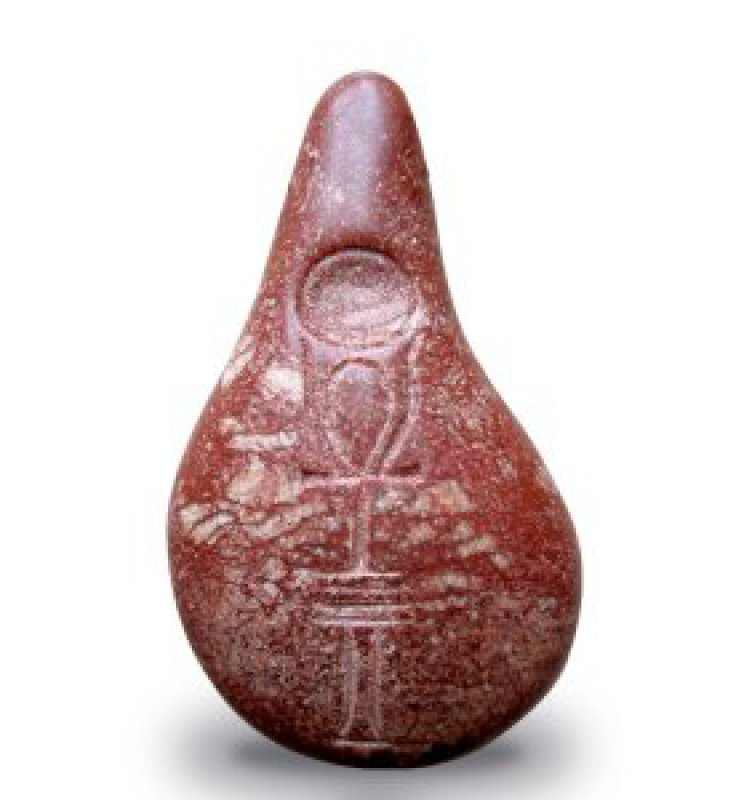 Stone of Harmony (gold red)